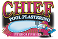 Chief Pools Plastering and Refinishing Logo