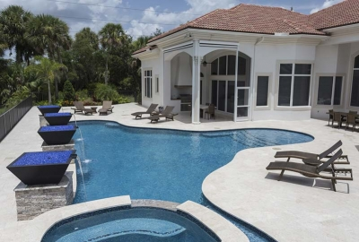 Refinishing your pool
